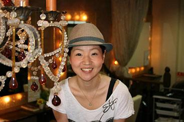 岡安 聡子 Satoko Okayasu